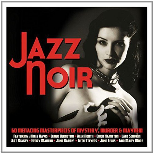 Jazz Noir - Various artists by CD