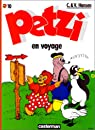 Petzi, tome 10 : Petzi en voyage par Hansen