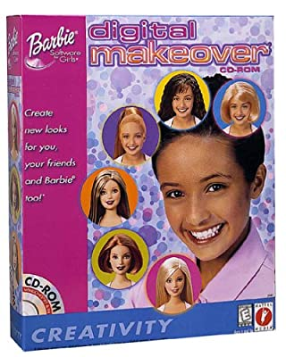 Barbie Digital Makeover - PC