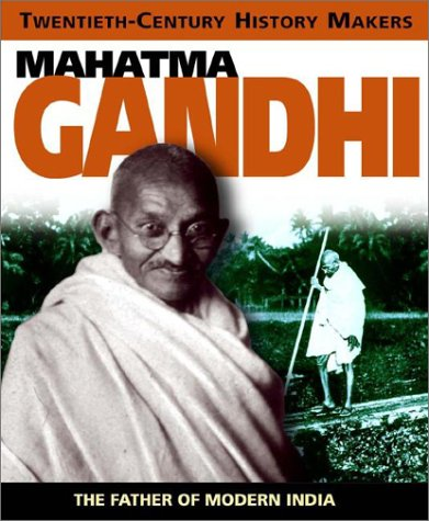 Mahatma Gandhi (20Th-Century History Makers): Amazon.es: Simon Adams: Libros en idiomas extranjeros