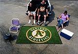 Ulti-Mat Floor Mat - Oakland Athletics
