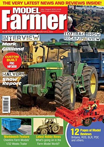 Vintage Tractors Magazine - Model Farmer