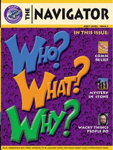 Download Navigator Non-Fiction Yr 4/P5: Who Why What Book (NAVIGATOR FICTION) pdf epub