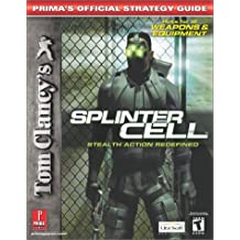 Tom Clancy's Splinter Cell: Prima Official Game Guide