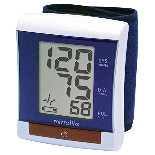Microlife Wrist Blood Pressure Monitor, Model BP3MY1-1P 1 ea