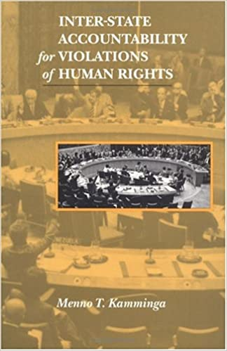 Téléchargement gratuit de livres audio en mp3Inter-State Accountability for Violations of Human Rights (Pennsylvania Studies in Human Rights) (French Edition) PDF by Menno T. Kamminga