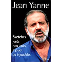 Sketches joues,non joues,a..
