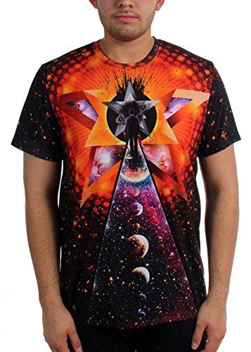 Imaginary Foundation - Mens Regeneration Sublimation T-Shirt, Size: Medium, Color: Full Colour