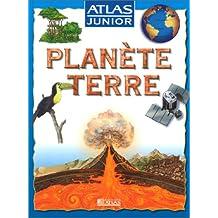 ATLAS JUNIOR PLANÈTE TERRE