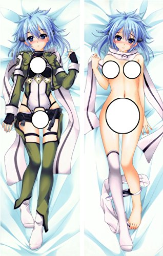 KerrieJones Sword Art Online Sinon Asada Shino 150cm x 50cm Pillowcase Home Decorative At Bed R-18