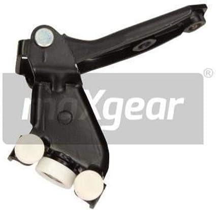 Maxgear 27-0213 - Guía de ruedas para puerta corredera: Amazon.es ...