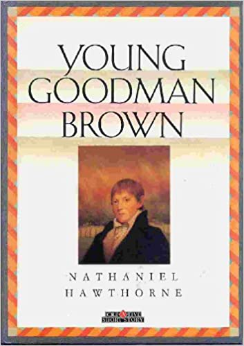 tone of young goodman brown