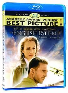 The English Patient [Blu-ray + DVD] (Bilingual)