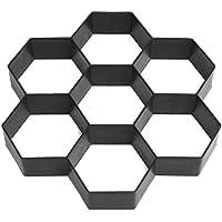 Oulensy 1Pc 7 Panal alveoladas DIY de moldes