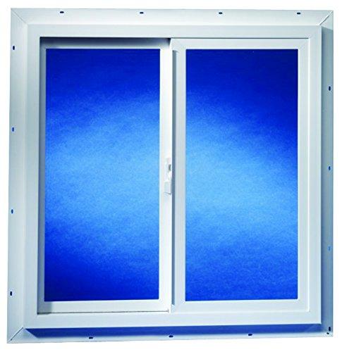 WINDOW 23.5''X23.5'' WHT by Duo