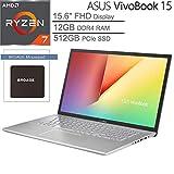 """2020 ASUS VivoBook 15 15.6"""" FHD Laptop"""