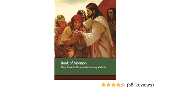 Book of Mormon Seminary Home-Study Guide - Kindle edition by