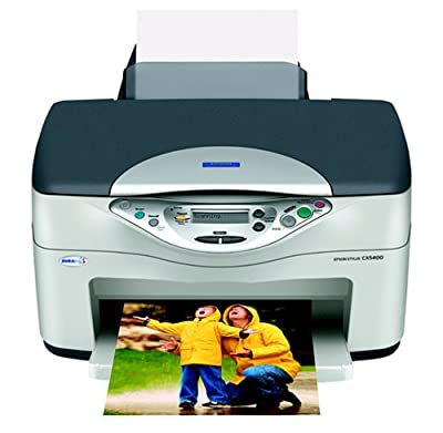 Epson Stylus CX5400 All-in-One Printer, Scanner, Copier