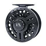 Maxcatch Explorer Fly Reel Size: 5/6wt (Lightweight Polymeric body and spool )