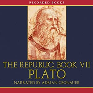 The Republic: Book VII Audiobook