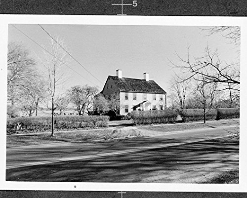 Historic Photo | Dr. Augustus Eliot House, 500 Main Street, Old Saybrook, Middlesex County, CT 2 Photograph 30in x 24in