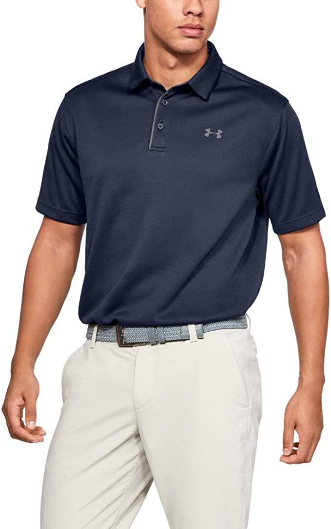 Under Armour Men's Tech Golf Polo best men's golf shirts