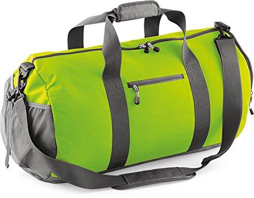 Athleisure kit Fitness bag 62x35x35cm Gym 58L Green Bag for BagBase Lime qFwUtgU