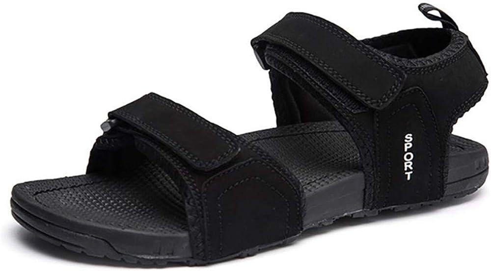 Goodtimeshow Fashion Men Sandals Spring Beach Flat Sandals Men Shoes Outdoor Sneakers Non-Slip Comfort Flip Flops Male Shoes Adult Sandalias