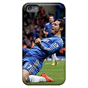 Phone phone back shell pictures Appearance iphone 5 / 5s - chelsea eden hazard won the game