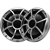 Wet Sounds XS-65ic-S XS Series Silver Cone 6.5 Coax open grille (Pair)