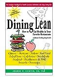 Dining Lean, Joanne V. Lichten, 1880347008