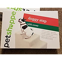 Pet Shoppe Doggy Step with cover