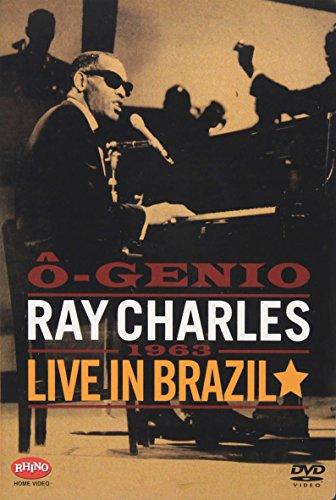 Ray Charles - O Genio: Live In Brazil, 1963 (DVD)