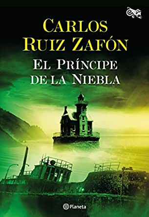 El Príncipe de la Niebla eBook: Zafón, Carlos Ruiz: Amazon
