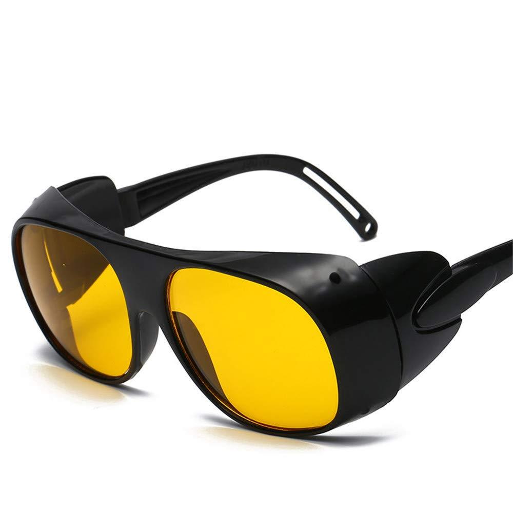 Brille reiten Das Lichtbogenschweißen Welding Lens Glasses Argon Arc Welding Goggles Sonnenbrillen Schutzbrille (Farbe : C)