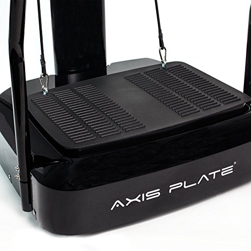 Axis Plate Whole Body Vibration Platform Training and Exercise Fitness Machine