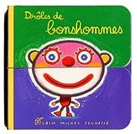 Drôles de bonshommes  par Corinne Chalmeau