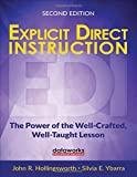 img - for Explicit Direct Instruction (EDI): The Power of the Well-Crafted, Well-Taught Lesson book / textbook / text book