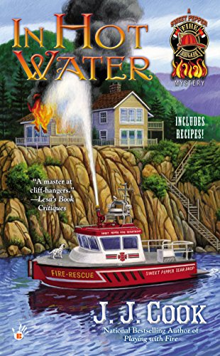 In Hot Water (A Sweet Pepper Fire Brigade Book 3)