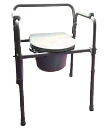 Amazon.com: Orinal Olla para adultos mesita de noche silla ...