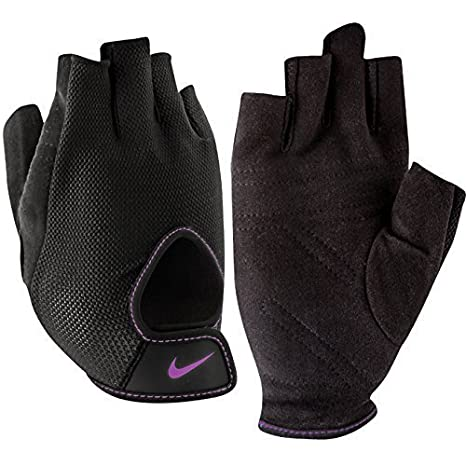 huge selection of 4977f 225ae Nike Damen Fundamental Fitness Training Handschuhe, schwarz