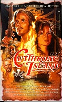 Book Cutthroat Island: A Novel