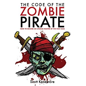 The Code of the Zombie Pirate Audiobook
