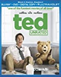 Cover Image for 'Ted (Two-Disc Combo Pack: Blu-ray + DVD + Digital Copy + UltraViolet)'
