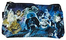 Star Wars Movie Plastic Pencil Pouch (1 Count)