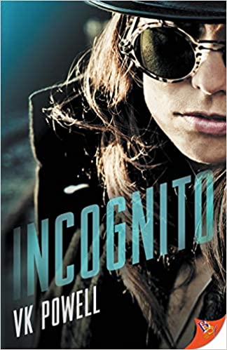 Incognito: VK Powell: 9781635553895: Books - Amazon ca