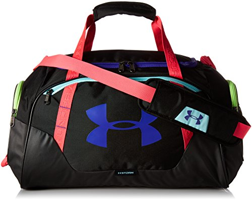 Under Armour Undeniable Duffle 3.0 Bag-Black,Small