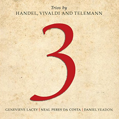 Trios By Handel Vivaldi & Telemann from New Arts International