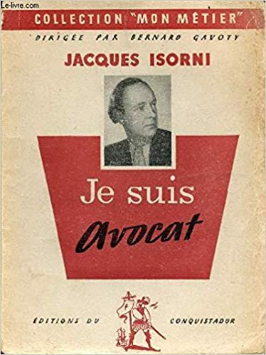Amazon Fr Broche Je Suis Avocat Jacques Isorni Livres