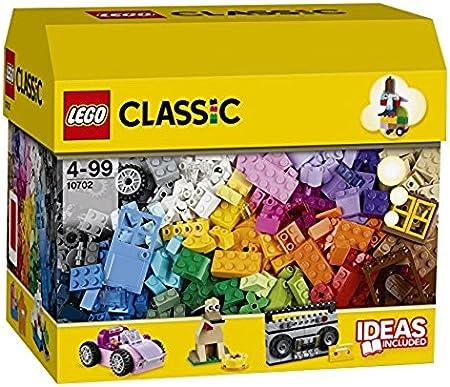 LEGO Classic - Set de construcción Creativa (10702): Amazon.es: Juguetes y juegos